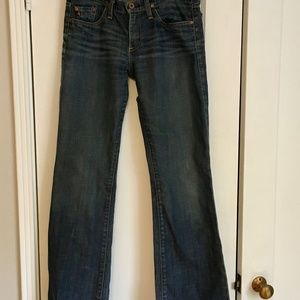 The Angel, AG jeans, bootcut, size 29